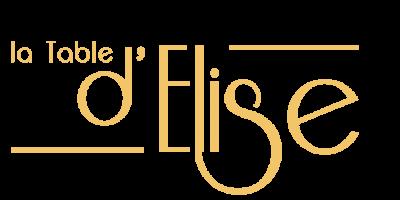 La Table d'Elise